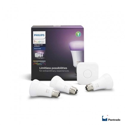 Philips Hue White and Colour Ambience Starter Kit