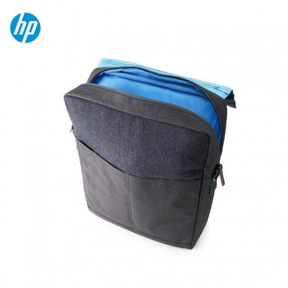 HP 15.6 inch Premium Felt Polyester Leather BackPack