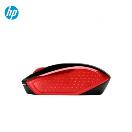HP 200 Wireless Mouse Empress Red