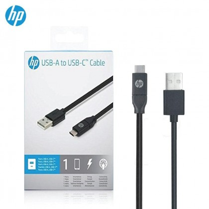 HP USB A to USB C Cable 1.0M