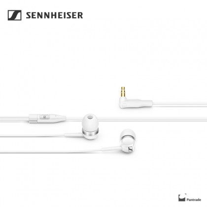 Sennheiser CX100 In-Ear Earphones Black / White