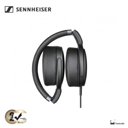 Sennheiser HD 4.30i Over-Ear Headphones with Integrated Mic & Remote for iOS Devices (Black)