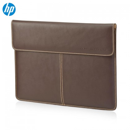 "HP 13.3"" Premium Leather Sleeve"