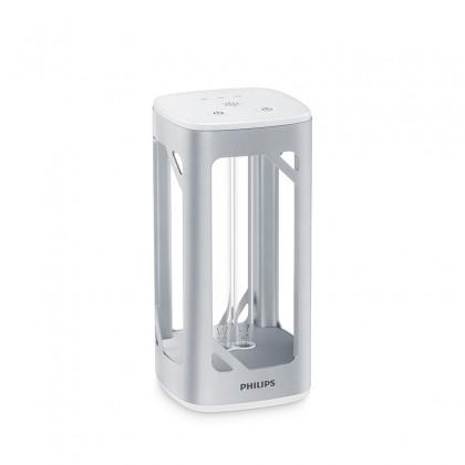 Philips UV-C disinfection desk lamp (Silver)