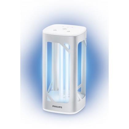 Philips UV-C Disinfection desk lamp (Silver / Gold)