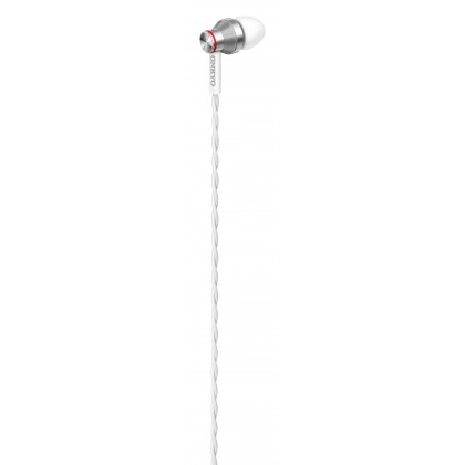 Onkyo E300 Bluetooth In-ear headphones with microphone (Black/White)