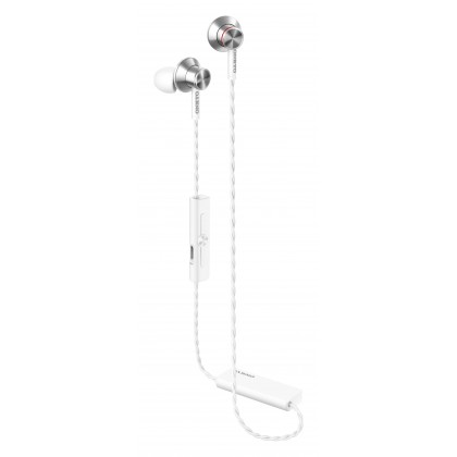 Onkyo E700 Bluetooth In-ear wireless headphones with microphone (Black/White)