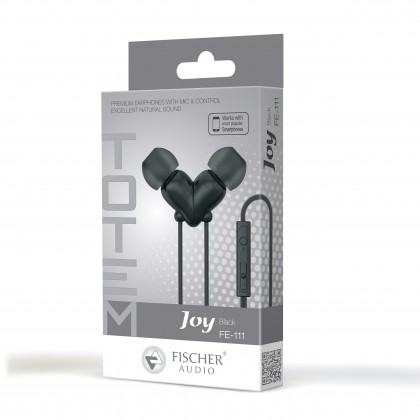 Fischer Audio Totem JOY FE-111 (Black/Green/Red)
