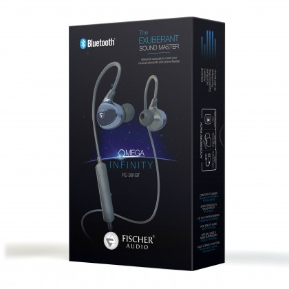 Fischer Audio Omega Infinity Bluetooth FE-381